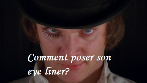 Comment poser son eye liner